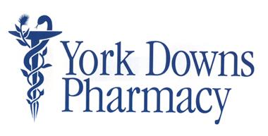 York Downs Pharmacy Logo